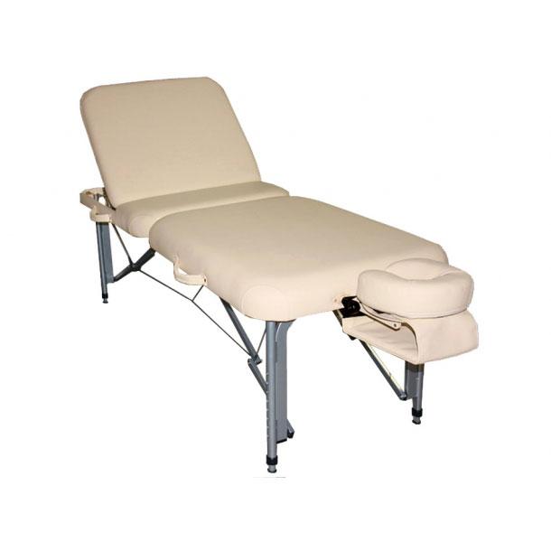 Basic Reiki Alu Flex Dlx lättvikts massage bänk
