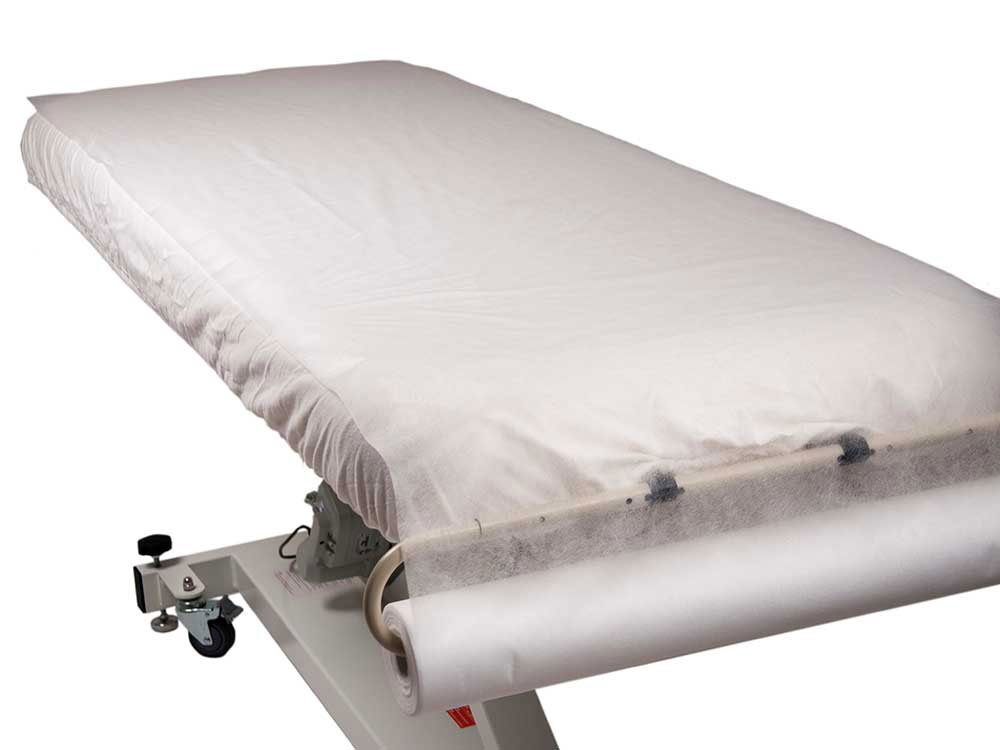 MedixPro Nonwowen rulle til massagebrikse, 70 cm x 50 m 5 x 8 stk.