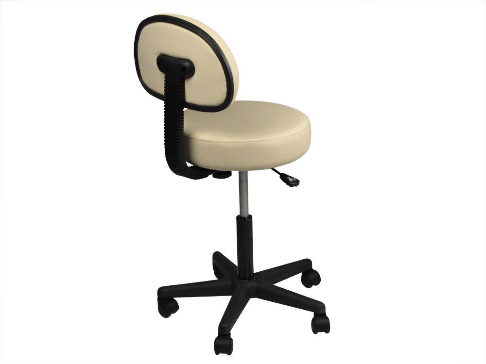 Basic behandlerstol med rygstøtte Behandlerstole Kilden