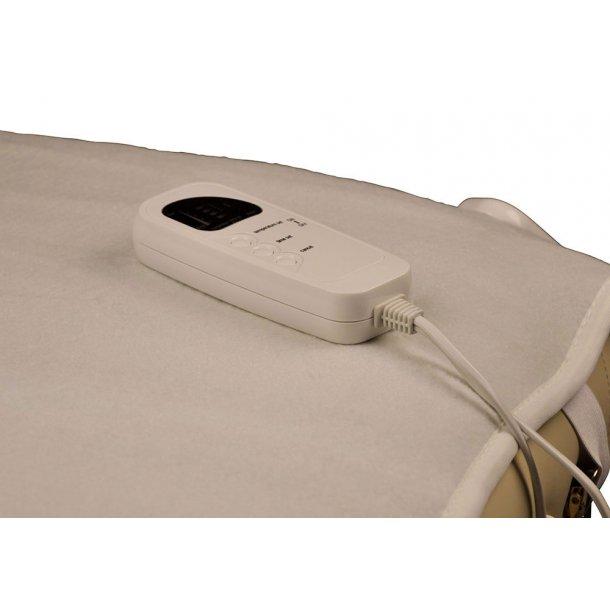 Deluxe elektrisk varmetæppe til massagebriks