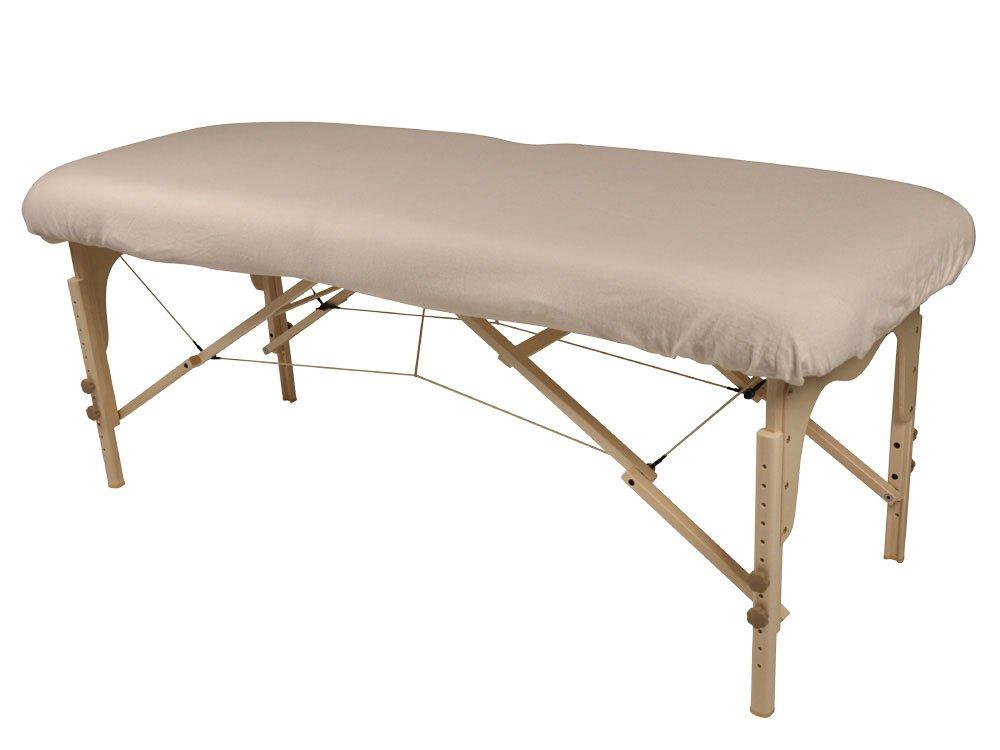 Basic faconsyet bomuldslagen til massagebrikse
