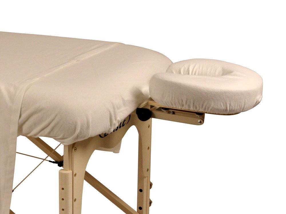 Basic Deluxe lagensæt til massagebriks, Bomuld